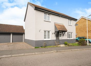 Thumbnail 4 bedroom detached house for sale in Barlows Reach, Springfield, Chelmsford