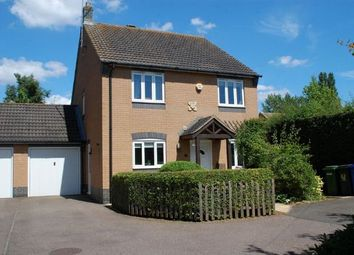 Thumbnail 4 bed detached house for sale in Camp Hill, Bugbrooke, Northampton