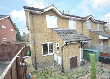 Thumbnail 2 bed end terrace house for sale in Hexham Close, Heath Park, Sandhurst