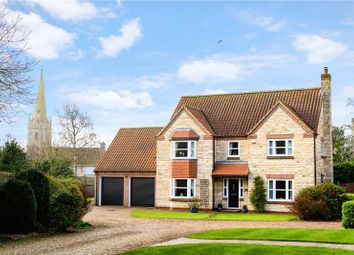 Thumbnail 5 bed detached house for sale in Chestnut Paddock, Coleby, Lincoln