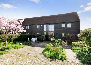 Thumbnail 4 bed barn conversion for sale in Lower Twydall Lane, Gillingham, Kent
