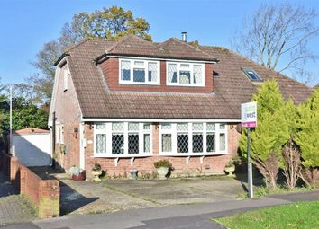 Thumbnail 3 bed semi-detached bungalow for sale in Kings Mede, Waterlooville, Hampshire