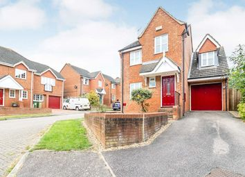 Thumbnail 3 bed detached house for sale in St. Brides Close, Springfield, Milton Keynes