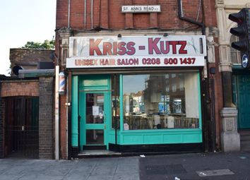 Thumbnail Retail premises to let in 1 Grand Parade St Ann's Road, Harringay, London