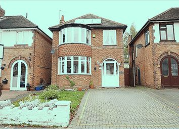 Thumbnail 3 bed detached house for sale in Sheldonfield Road, Birmingham