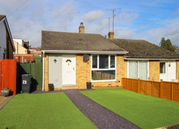 Thumbnail 2 bed semi-detached bungalow for sale in The Willows, Daneholme, Daventry