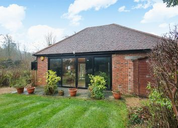 Thumbnail 1 bed detached bungalow to rent in Swarraton, Alresford, Hampshire