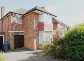 Thumbnail 3 bed detached house for sale in Harrowes Meade, Edgware