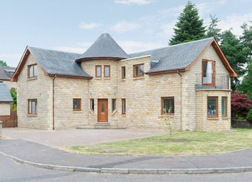 Thumbnail 5 bed detached house for sale in Lyoncross Dennyloanhead, Bonnybridge