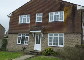 Thumbnail 4 bed end terrace house to rent in Dunvan Close, Lewes