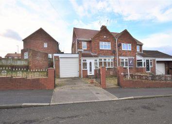 Thumbnail 2 bed semi-detached house for sale in Ravensworth, Ryhope, Sunderland