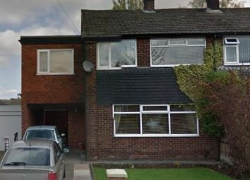 Thumbnail 5 bed property for sale in Chatsworth Grove, Little Lever, Bolton