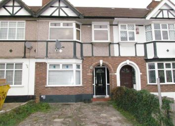 Thumbnail 4 bed terraced house to rent in Gresham Drive, Chadwell Heath, Romford