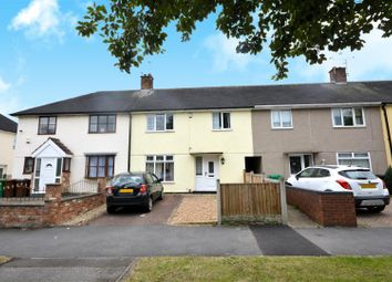 Thumbnail 3 bed terraced house for sale in Green Lane, Clifton, Nottingham
