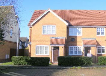 Thumbnail 1 bed terraced house to rent in Holly Drive, Aylesbury