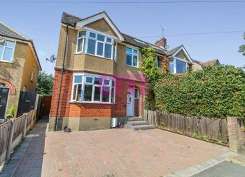 Thumbnail 3 bed semi-detached house for sale in Rookery View, Grays