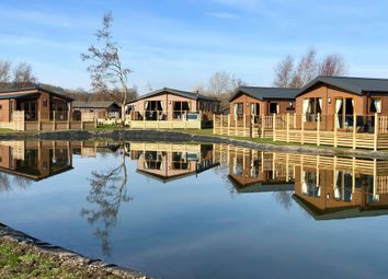 Thumbnail 3 bedroom lodge for sale in Borwick Lane, Carnforth