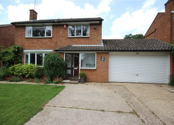 Thumbnail 4 bed property for sale in Claygate Avenue, Harpenden, Hertfordshire