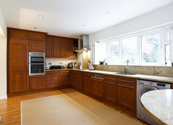 Thumbnail 4 bed detached house to rent in Warren Road, Coombe, Kingston Upon Thames