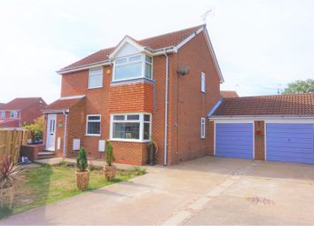 Thumbnail 5 bed detached house for sale in Nesfield Close, Scarborough