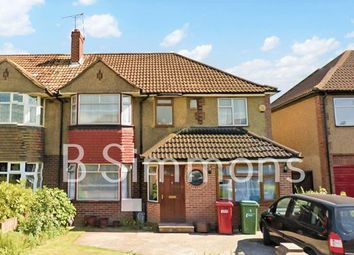 Thumbnail 5 bed semi-detached house for sale in Bannister Close, Langley, Slough