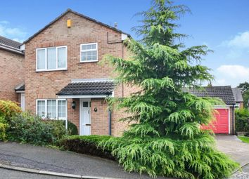 Thumbnail 3 bed detached house for sale in Ambleside Drive, Eastwood, Nottingham