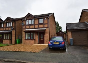Thumbnail 3 bed detached house for sale in Gildersdale Drive, Blackley, Manchester