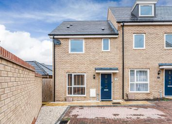 Thumbnail 3 bed end terrace house for sale in Madura Gardens, Whitehouse, Milton Keynes