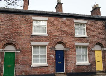 Thumbnail 2 bed terraced house to rent in Chapel Street, Congleton