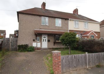 Thumbnail 3 bed semi-detached house for sale in Gildingwells Road, Woodsetts, Worksop