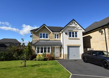 Thumbnail 4 bed detached house for sale in Sundrop Close, Clitheroe