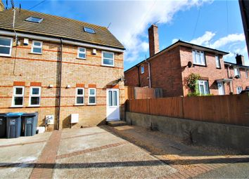 Thumbnail 3 bed semi-detached house to rent in St. Peters Footpath, Margate, Kent