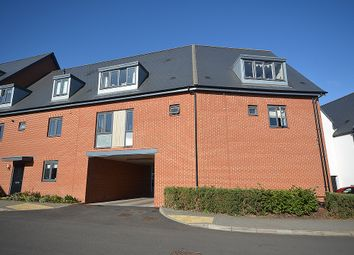 Thumbnail 1 bed flat for sale in Milbury Farm Meadow, Exminster, Near Exeter