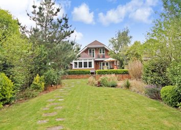 Thumbnail 3 bed detached house for sale in Bursledon Road, Hedge End, Southampton
