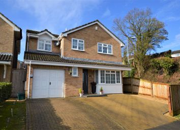 Thumbnail 4 bed detached house for sale in Long Barnaby, Midsomer Norton, Radstock