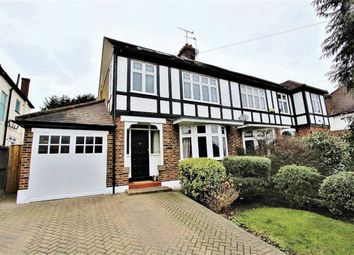 Thumbnail 5 bedroom semi-detached house for sale in Forest Edge, Buckhurst Hill, Essex