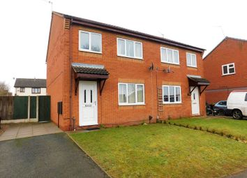 Thumbnail 3 bed semi-detached house for sale in Marsland Road, Doxey, Stafford