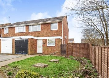 Thumbnail 3 bed semi-detached house for sale in Avon Place, Aylesbury, Buckinghamshire, Bucks