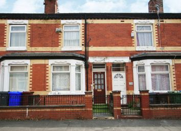 Thumbnail 2 bedroom terraced house for sale in Heathcote Road, Manchester, Greater Manchester