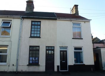 Thumbnail 2 bedroom terraced house to rent in Norwich Road, Lowestoft