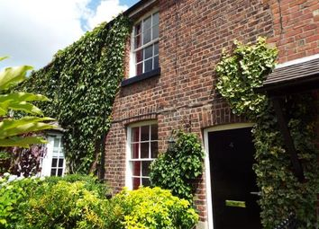 Thumbnail 2 bed terraced house for sale in Church Walk, Wilmslow, Cheshire, .