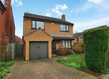 Thumbnail 4 bed detached house for sale in Lime Tree Avenue, Uppingham, Oakham