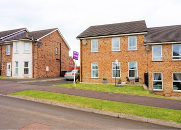 Thumbnail 4 bed semi-detached house for sale in Blackthorn Rise, Larne