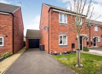 3 bed end terrace house for sale in Bingley Crescent, Kirkby-In-Ashfield, Nottingham, Nottinghamshire NG17