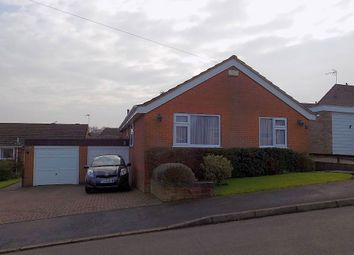 Thumbnail 3 bed detached bungalow for sale in Well Close, Huland Ward