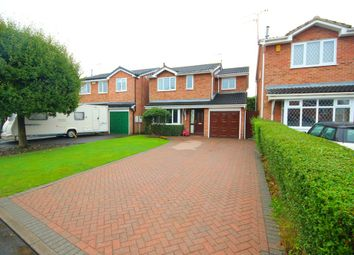 Thumbnail 4 bed detached house to rent in Bromyard Drive, Chellaston, Derby