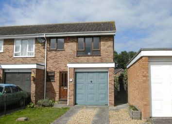 Thumbnail 1 bed end terrace house to rent in Blenheim Road, Bridgwater