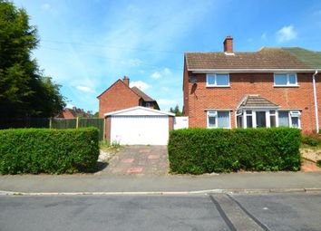 Thumbnail 3 bed semi-detached house for sale in Iliffe Avenue, Oadby, Leicester, Leicestershire