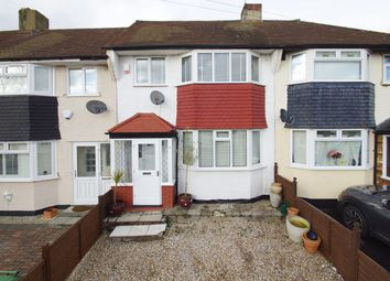 Thumbnail 3 bed terraced house for sale in Orchard Rise East, Sidcup