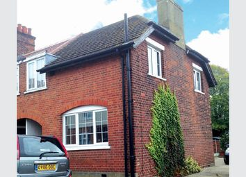 Thumbnail 3 bed end terrace house for sale in Bansons Way, Ongar